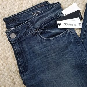 DL1961 Jeans - DL1961 Riley Boyfriend Jeans, Nassau